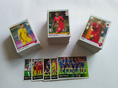 Panini Road To Euro 2020 Lot De 20 Images Stickers Au Choix