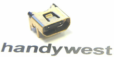 Nintendo DSL DS Lite Spinotto Power Strom Presa Alimentatore Charger Connector