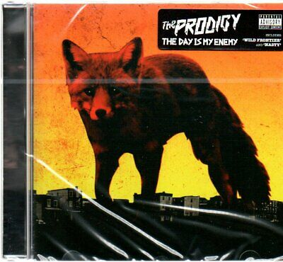 The Prodigy – The Day Is My Enemy, 2015 14 tracks, HOSPCD005, New/Sealed