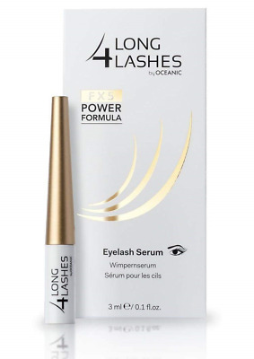 Long4Lashes FX5 Power Formula Eyelash Serum by Oceanic, 3 ml
