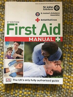 St Johns First Aid Manual 9thEd New*