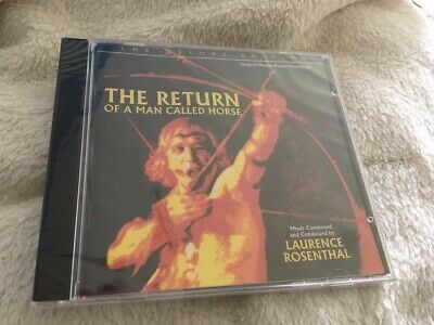 RETURN OF A MAN CALLED HORSE-L.Rosenthal-Rare Limited Varese Club CD -Neu-Sealed