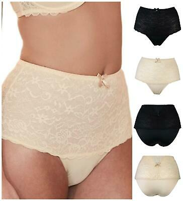 Pour Moi Eden High Waist Brief Knickers 99003 New Womens Lingerie