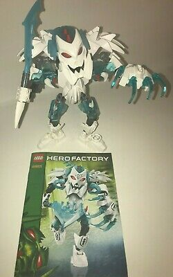 Lego 44011 Frost Beast Hero Factory Brain Attack 100 Complete