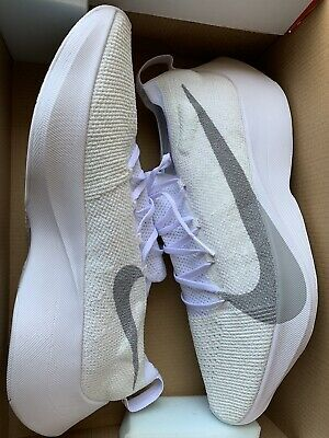 Nike Vapor Street Flyknit - SZ US 10.5 AQ1763-100 White/Wolf Grey New With Box💥