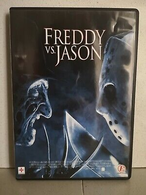 Dvd Freddy Vs Jason Editoriale Raro Fuori Catalogo!