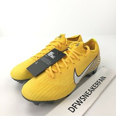 06c4982a4 Nike Mercurial Vapor XII Elite Neymar Jr FG Men s 7.5 Soccer Cleats AO3126- 710