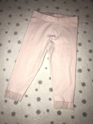 Baby Girl Leggings 9-12 Months 🎀 Next 🎀 Excellent Condition 🎀
