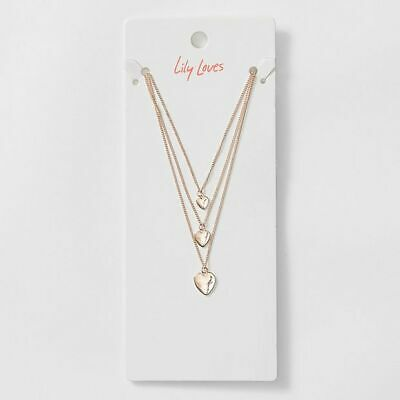 NEW Lily Loves Emily Layered Necklace