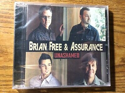 Brian Free & Assurance Unashamed CD Gospel New Sealed CD Free Shipping