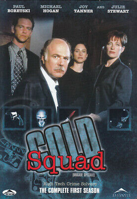 Cold Squad - The Complete First Season New Dvd