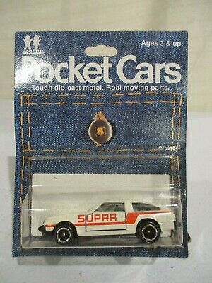 TOMY TOMICA DIECAST Cars- *Pick & Choose* -Late '70s- Items after