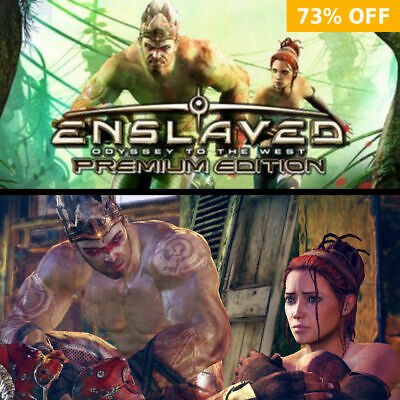 ENSLAVED™: Odyssey to the West™ Premium Edition - PC WINDOWS - Steam