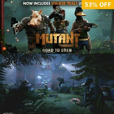 Mutant Year Zero: Road to Eden - PC - Steam Key / Download
