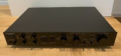 VINTAGE KENWOOD BASIC C2 Preamp Preamplifier w/MM&MC Phono Section - Excellent!