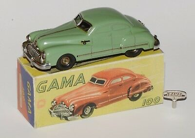 Gama Buick 100 unter Schuco Lizenz - Made in US-Zone Germany - in Reprobox + Key