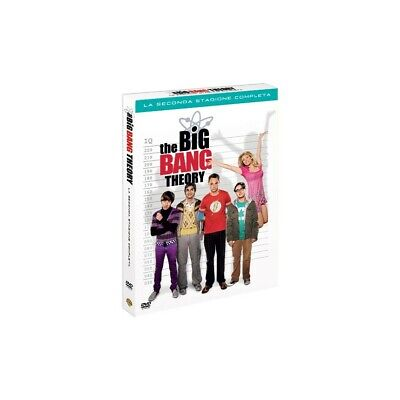 The Big Bang Theory - Stagione 2 DVD