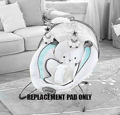 Fisher Price My Little Lamb Deluxe & Platinum - Replacement Seat Pad BGB07/X4398