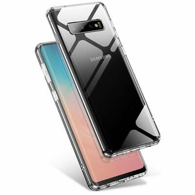 Coque Compatible avec Samsung Galaxy S10 Ultra Hybrid Housse 9H Verre Couvert...