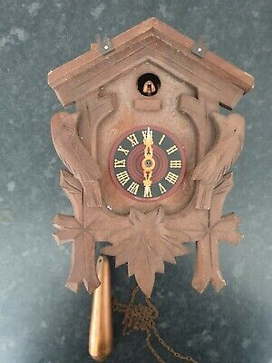 Vintage cookoo clock spares or repair