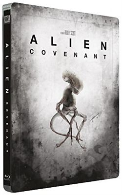 RIDLEY SCOTT-Alien : Covenant [+?Dition LimitOrE BoO?Tier Steelbook BLU-RAY NEUF