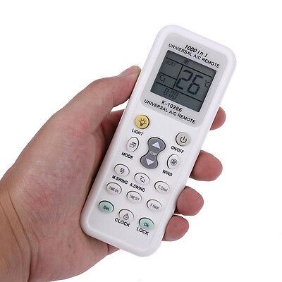 Remote Control Controller for Air Conditioner K-1028E Universal LCD A/C REMOTE