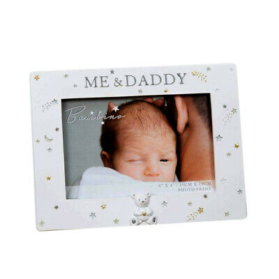 Dad Letter Message Photo Frame Fathers Day Daddy Step Dad Birthday Gift 71404