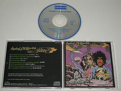 Thin Lizzy/Vagabonds of the Western World (Deram Pocd 1503) Japan CD