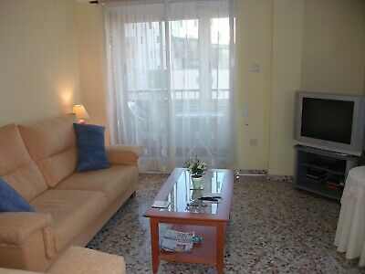3/4 Bedroom Apartment, near Valencia, Spain. Fully furnished and ready for use.