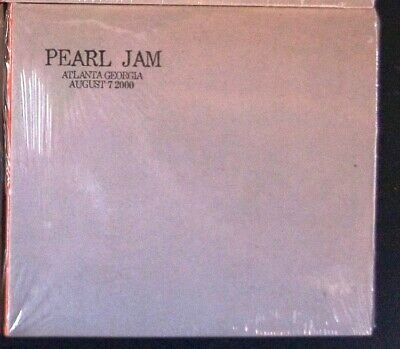 PEARL JAM LIVE Official Bootleg #54 St Louis MO 10/11/00