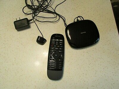 Logitech Harmony Home Companion Remote Control Smart Hub~WORKS~~NICE LOW BID~W@W