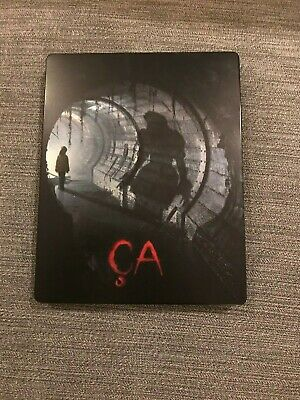⭐️⭐ Ca - Version steelbook - Blu-ray UltraHD 4k ⭐️⭐