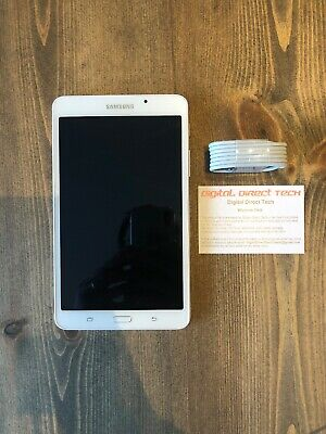"Samsung Galaxy Tab A(2016) SM-T280 7.0"", 8GB, Wi-Fi , White - 12 Month Warranty"
