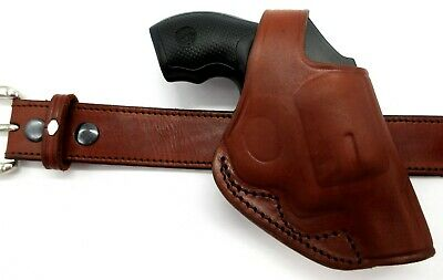 LEATHER J-FRAME POCKET Holster, Similar Size Revolvers - $22 50