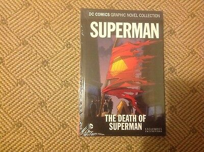 Dc Comics Graphic Novel Collection Superman The Death Of Superman