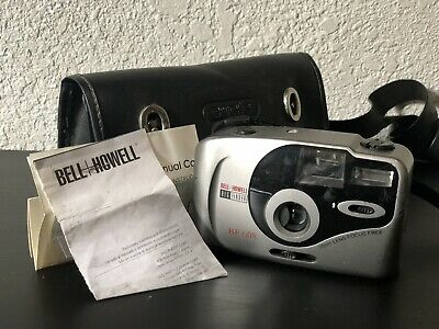 Bell Howell BF608 35mm Point and Shoot Film Camera C20-12