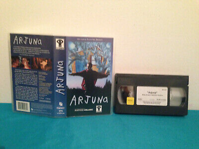 Arjuna  VHS tape & case FRENCH  ONF/NFB