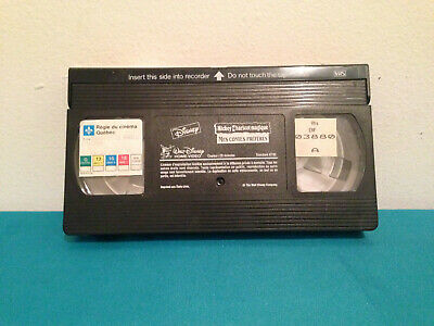 Mickey et le haricot magique  VHS tape only FRENCH