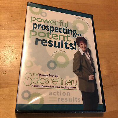 POWERFUL PROSPECTING...POTENT RESULTS! w/Tammy Stanley DVD