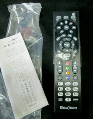 REMOTE CONTROL Satellite TV Star Choice Shaw Direct Model