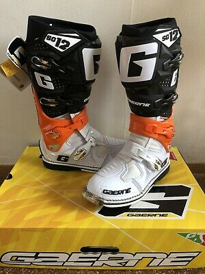 GAERNE SG12 Boots 2019 Brand New 2174078 SIZE 10 / 45.5 SG-12