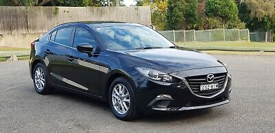 2013 MY14 Mazda 3 Maxx BM Series Auto Upgrade  Sedan 94,000 KMS Black Tidy Car