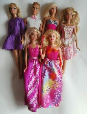 Bambole E Accessori Altro Bambole Lotto 2 Barbie Made To Move E Barbie The Look Urban Jungle E Abito Albus Silente