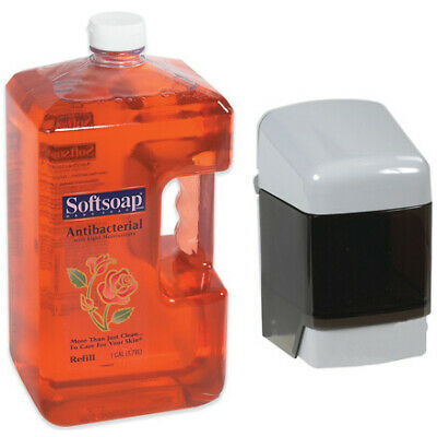 SOFTGAL Janitorial Supplies Orange Softsoap USA CASE OF 4