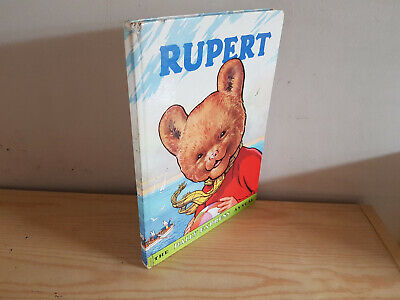 RUPERT ANNUAL 1959 original book  - good condition
