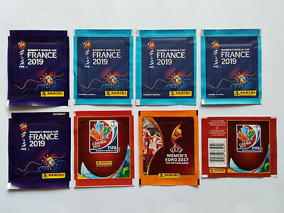 Pochette Panini Women World Cup Canada 2015 France 2019 Euro 2017 Au Choix Tuto