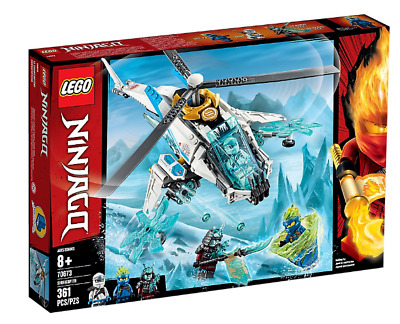 LEGO 70673 Ninjago  ShuriCopter 361 pieces Age 8 plus~NEW Sealed~