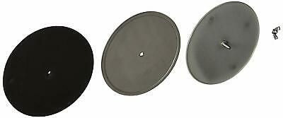 """Hoffman AS400 Hole Seal for 4"""" Conduit Steel 5.12"""" Diameter Gray QTY 2"""