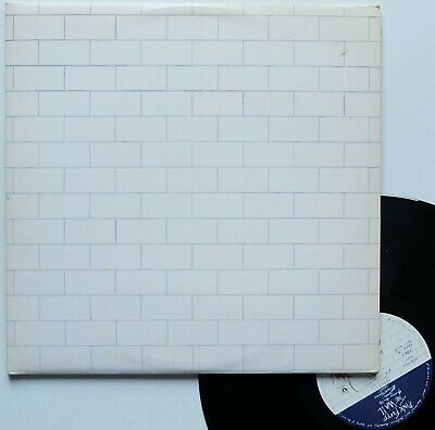 "LP  Pink Floyd   ""The wall""  1st UK (TB/EX)"