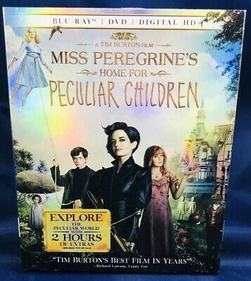 Miss Peregrine's Home For Peculiar Children (Blu-ray Disc/DVD)
